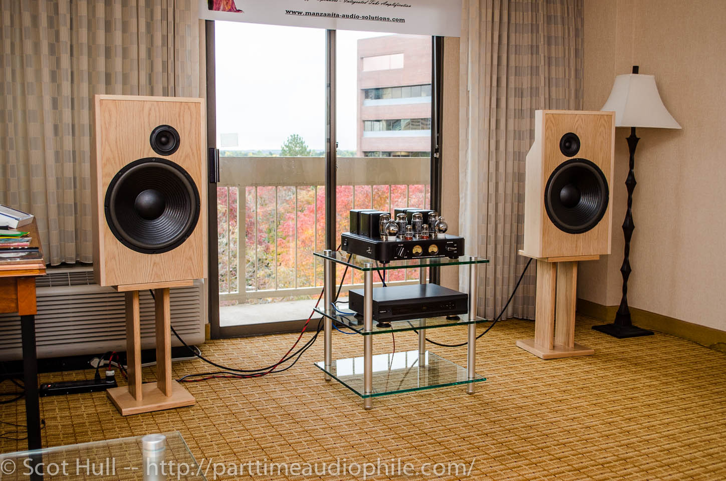 Part Time Audiophile Rmaf 2013 Manzanita Audio Solutions