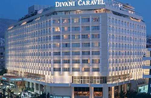 Divani Caravel,Athens,Greece