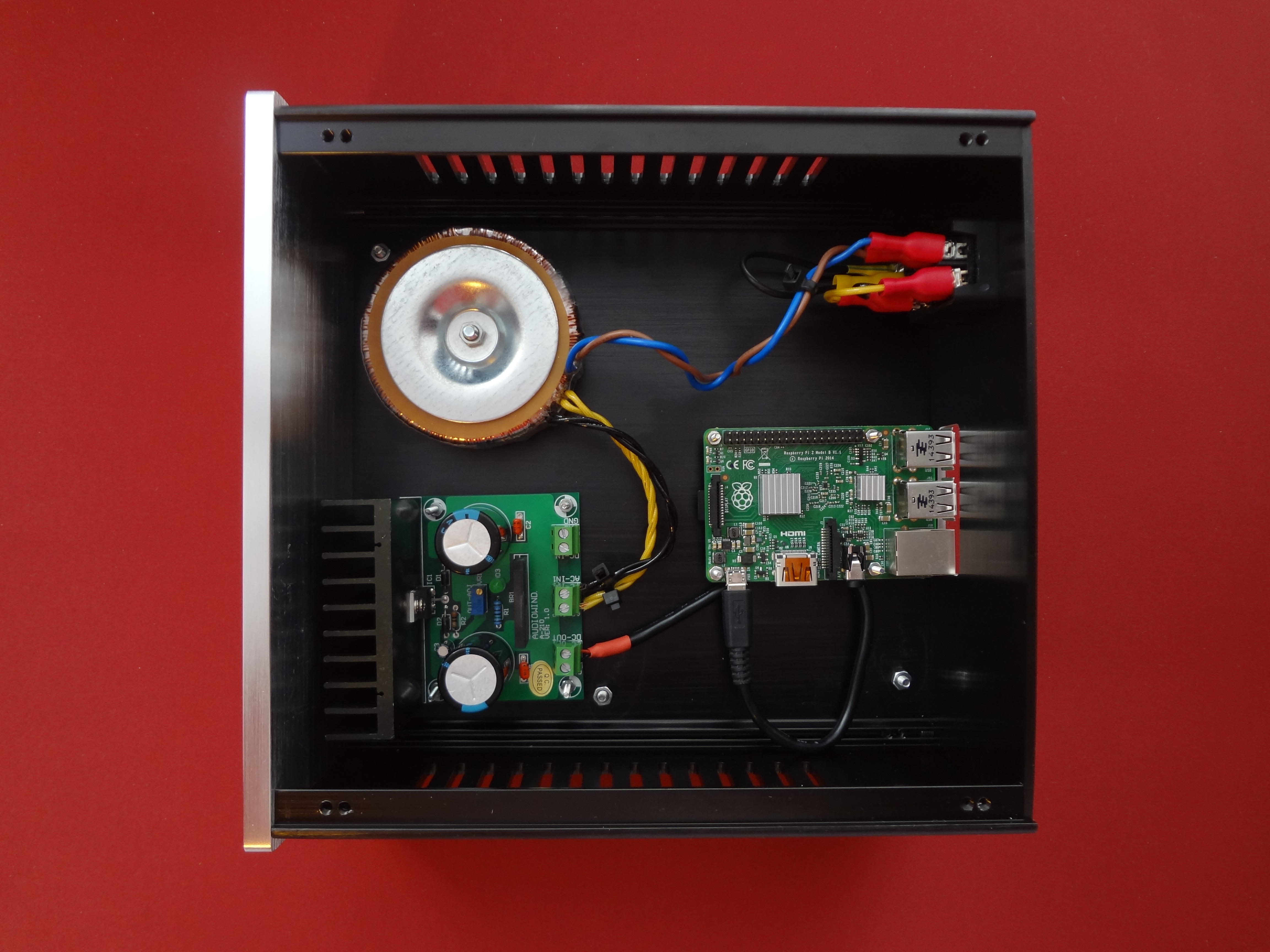 Part-Time Audiophile Review: Raspberry Pi 2 as Music Streamer