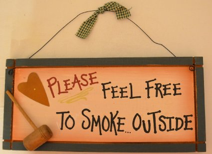 smokeoutside