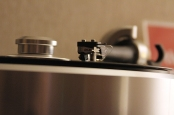 SAT tonearm and Helix 1 by turntable by Dohmann