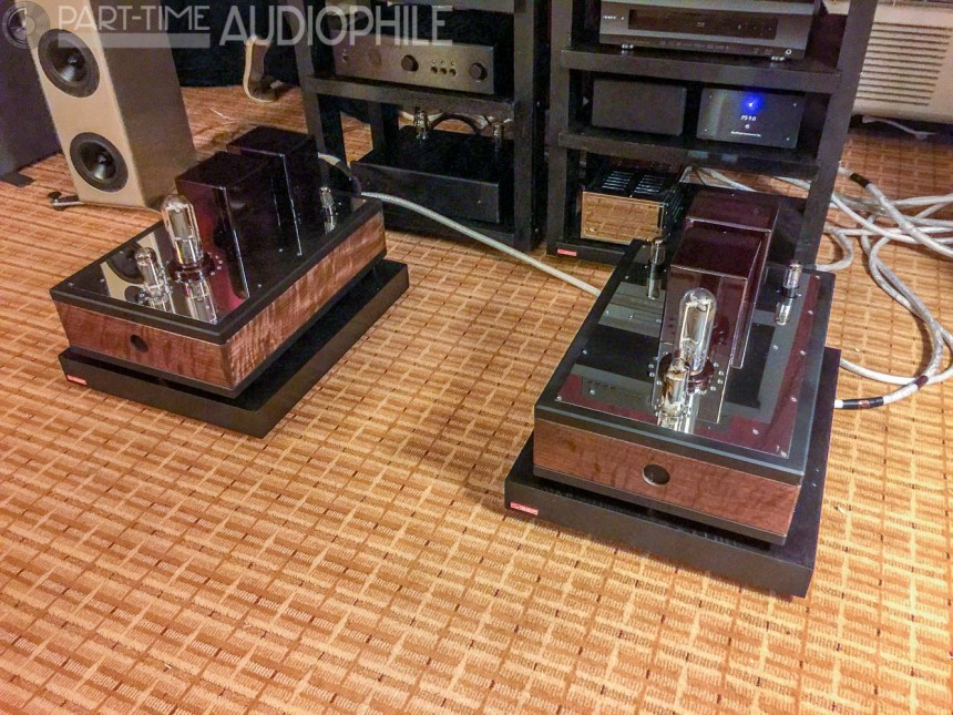 Rmaf 2015 Modwright Debuts Large Tubes Part Time Audiophile