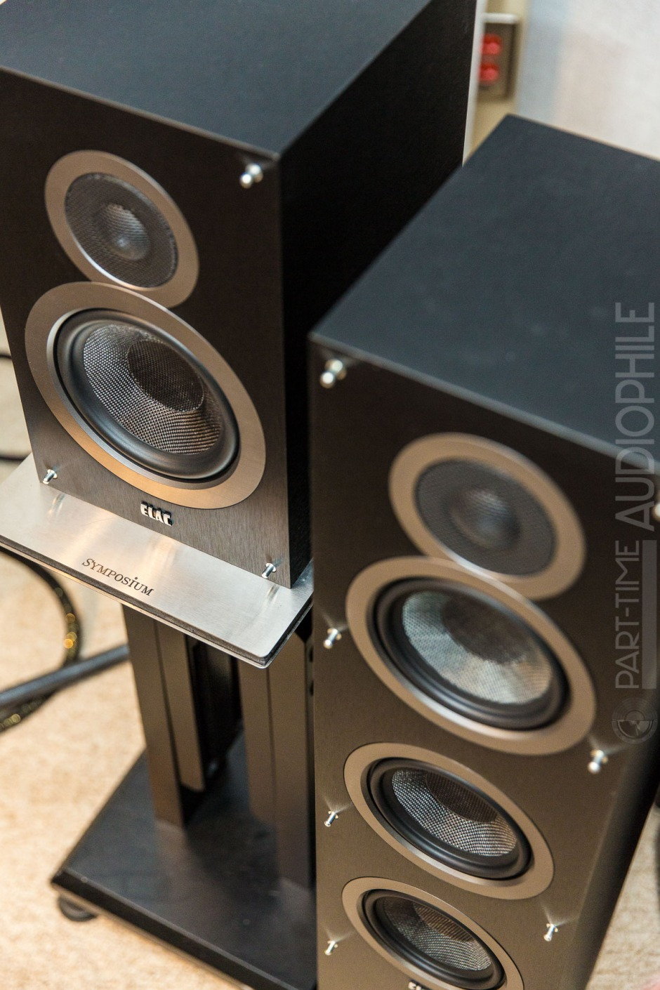 Part-Time Audiophile Review: ELAC Debut B6 and F5 Loudspeakers