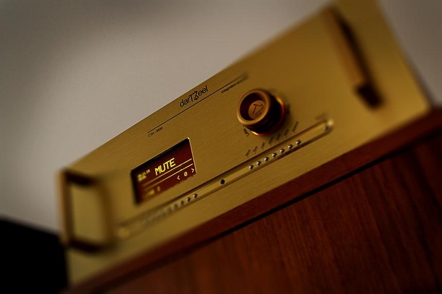 Review: darTZeel CTH-8550 integrated amplifier
