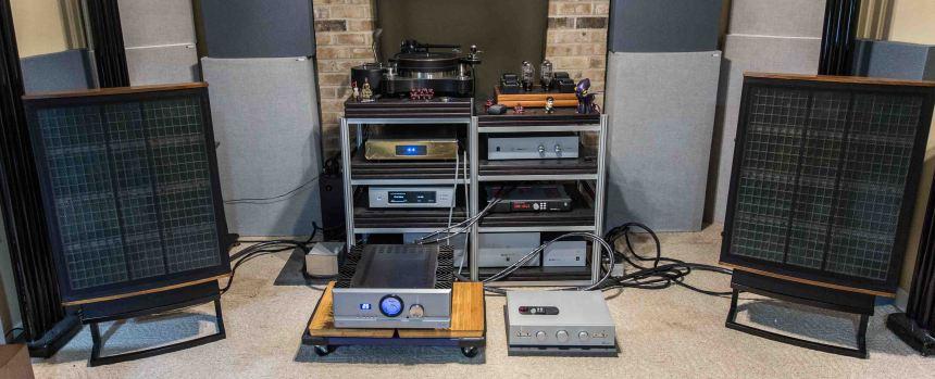 Vintage Glory: Quad ESL-63 and Electrostatic Solutions