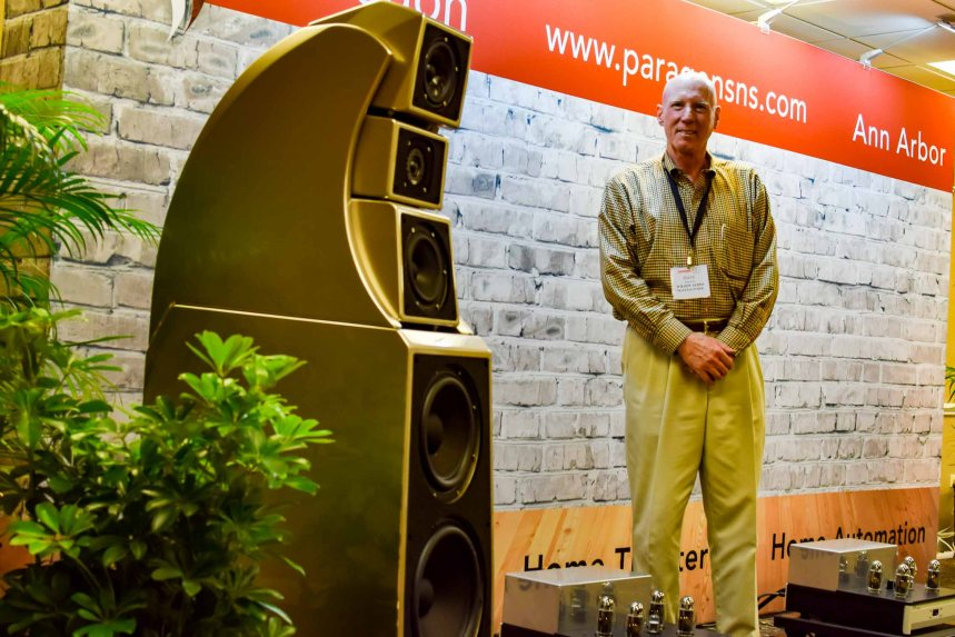 Dave Wilson prepping 'ultimate' speaker to play his swan song