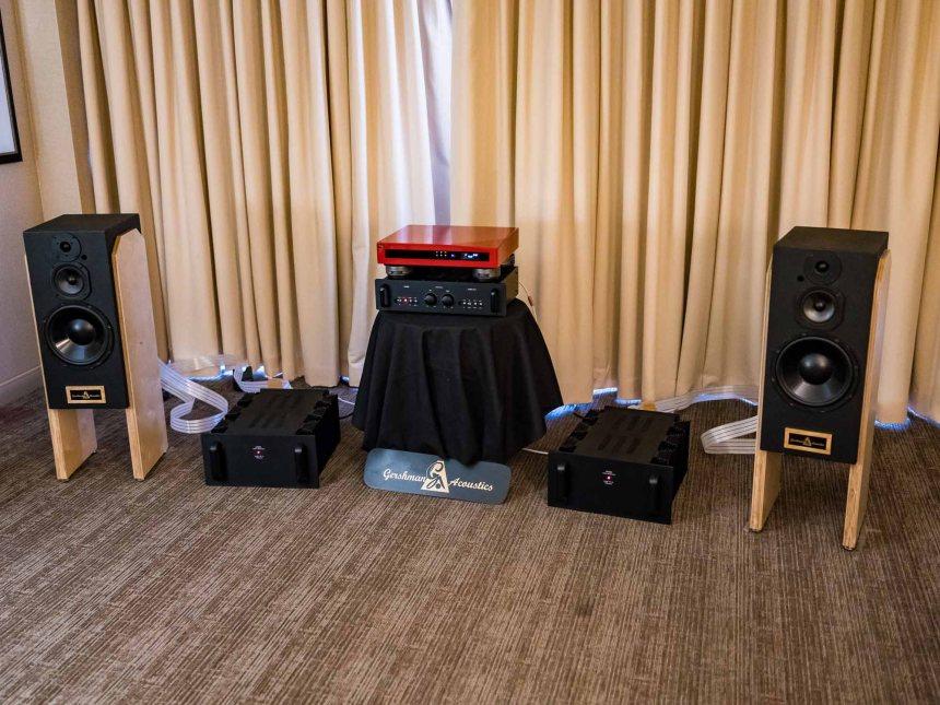 AXPONA 2016: Inspiration from Gershman Acoustics