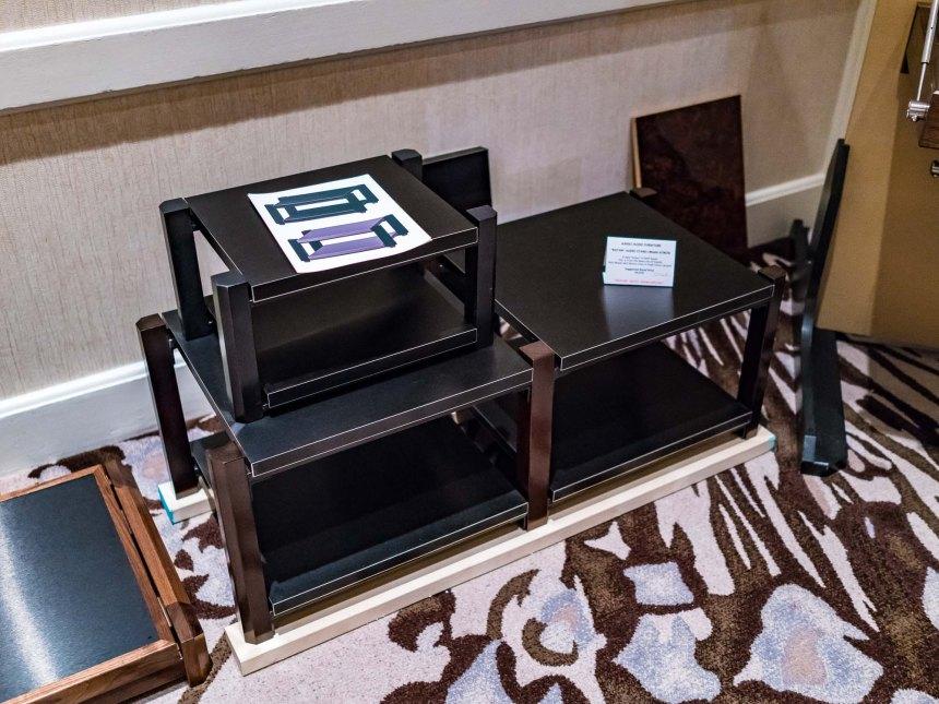 AXPONA 2016: Kanso Audio Furniture gets Kotan