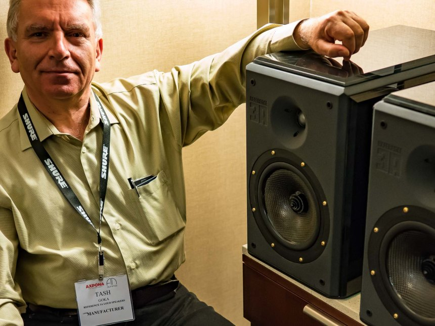 AXPONA 2016: Sultry bombast with Reference 3A and Merrill Audio