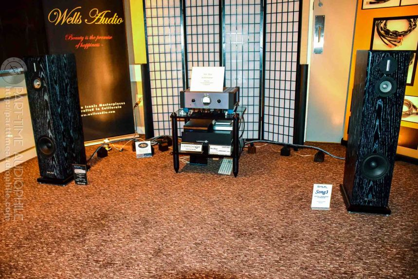 AXPONA 2016: Gingko, Wells, Salk, DanaCable raise the curtain on affordable sound