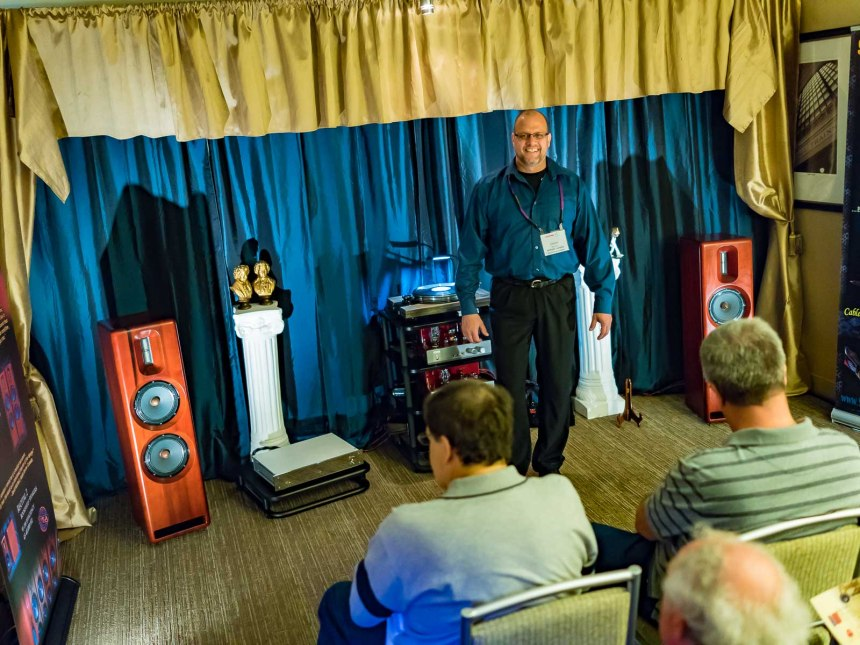 AXPONA 2016: Sonist sings with Triode