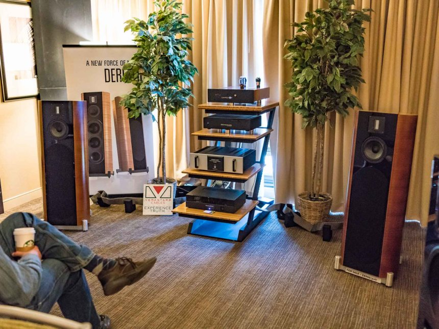 AXPONA 2016: Seduced by Vapor Audio and LampizatOr