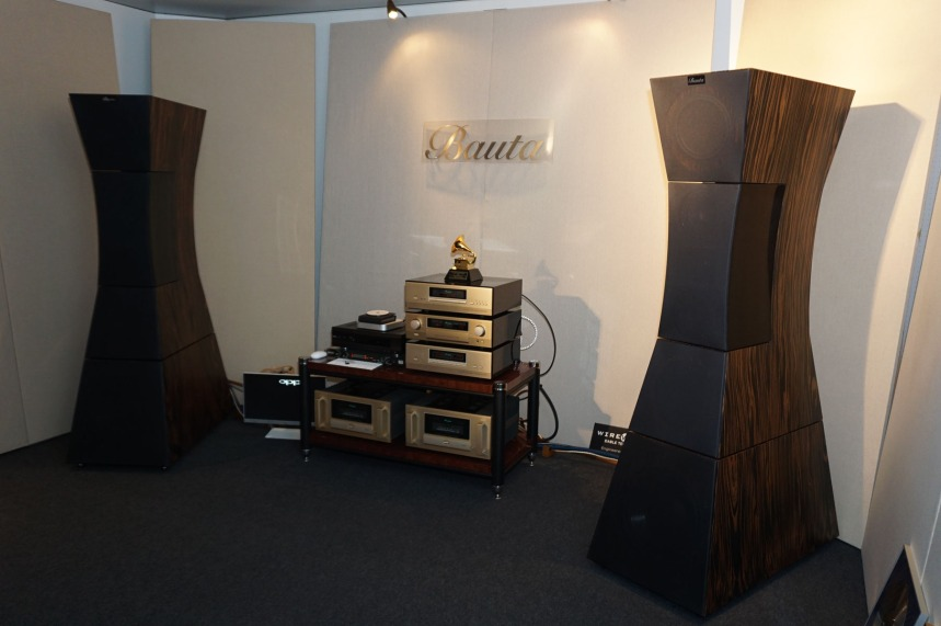 High End 2016: A speaker for a Grammy? Meet the Bauta.