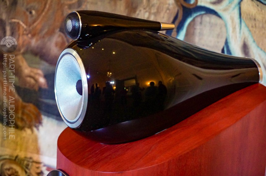 High End 2016: Hands on with the new Bowers-Wilkins 800 D3