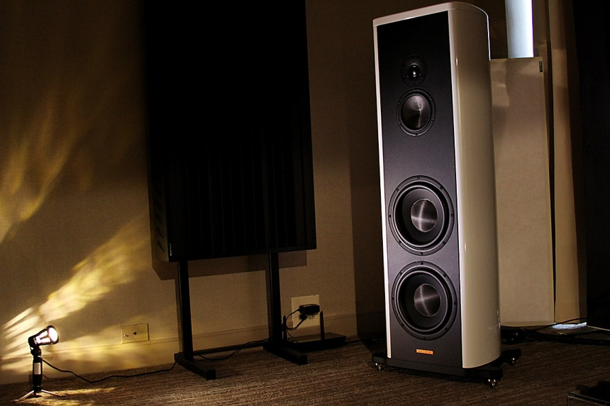 AXPONA2016: Magico S5 rolling thunder, CAT and tape disrupt my mind