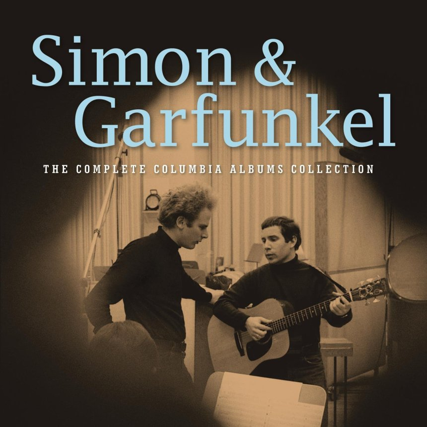 The Vinyl Grouch: Simon & Garfunkel, The Complete Columbia Albums Collection