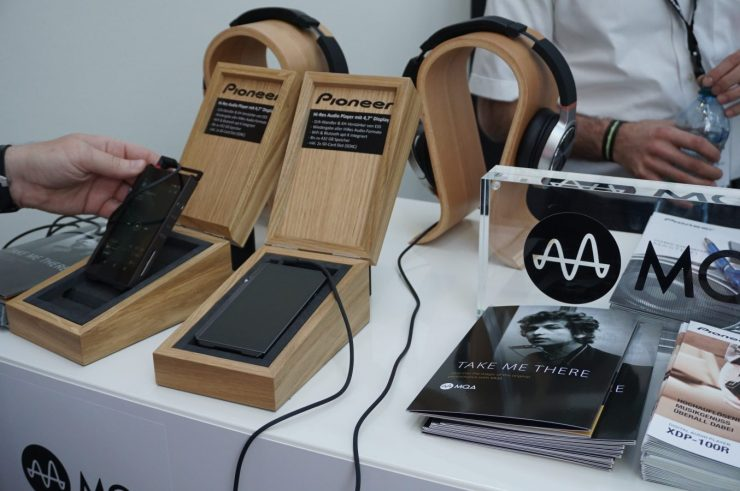 High End 2016: The fantastic Pioneer XDP – 100R – K Hi Res DAP