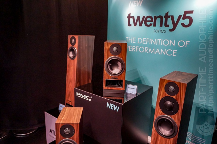 High End 2016: PMC introduces the twenty5 series speakers