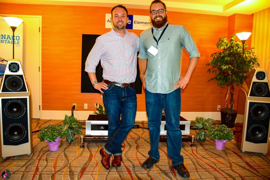 Newport 2016: Brian Berdan is in his (Audio) Element