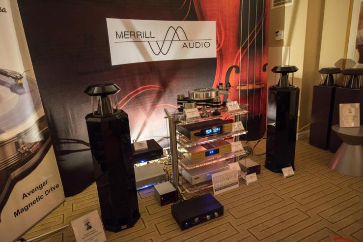 Newport 2016: Merrill Audio, German Physiks, VPI delivers!