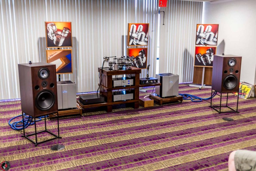 Capital Audiofest 2016: DSA amplifies their approach