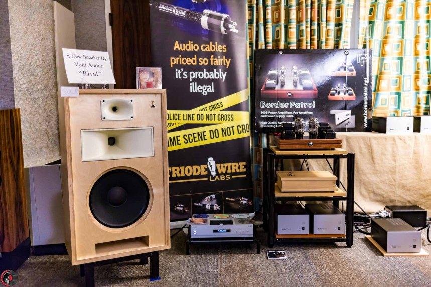 Capital Audiofest 2016: Volti creates a new Rival