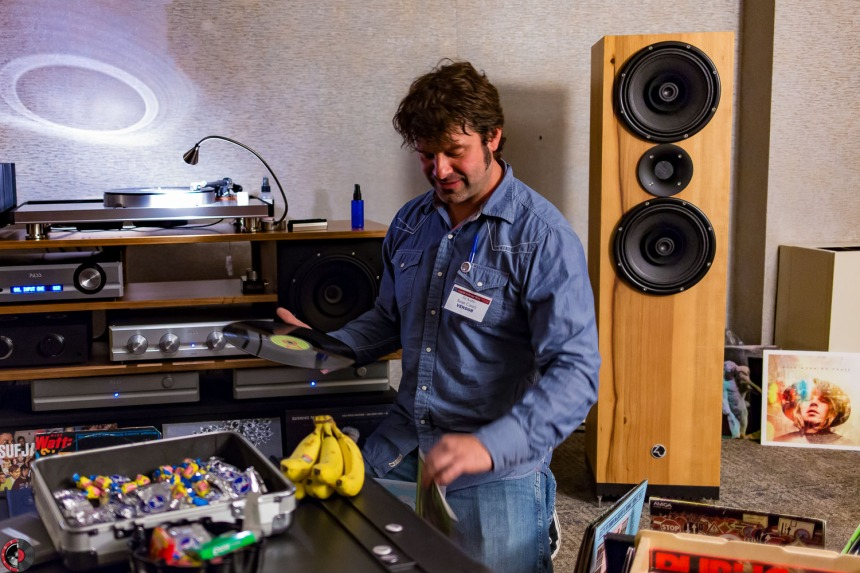 Capital Audiofest 2016: Zu breaks loose with pure Definition