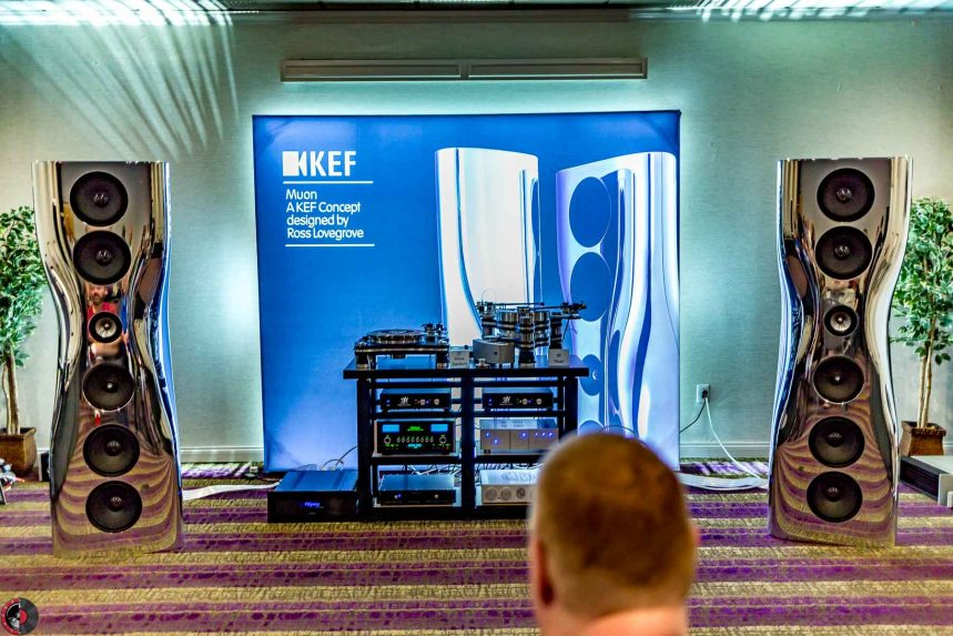 Capital Audiofest 2016: KEF and VPI scorch the earth