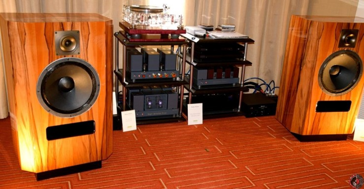 Newport 2016: Natural Sound brings gorgeous speakers all the way from Slovenia