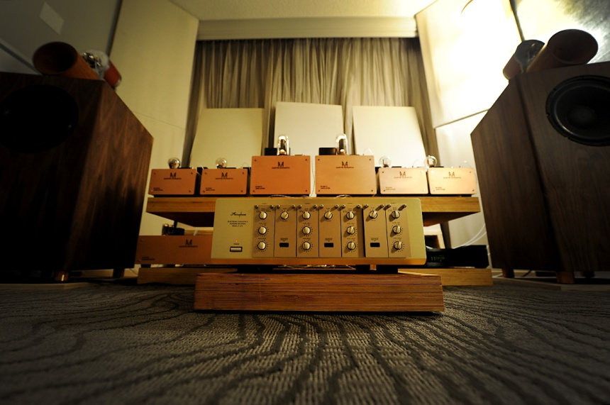 RMAF 2016: Wave of amplification from Austin Acoustics