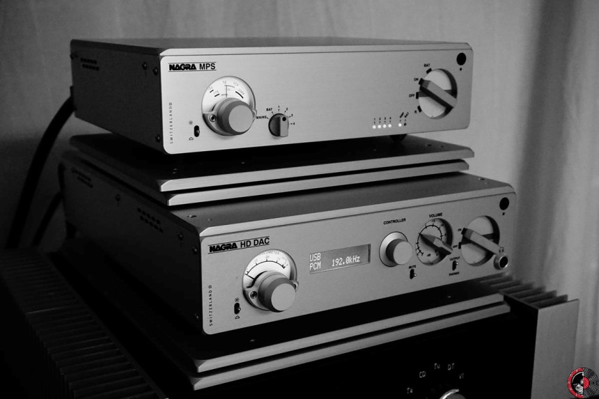 Part-time Audiophile looks at the Nagra HD DAC