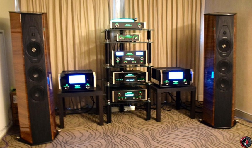 RMAF 2016: McIntosh Keeps Home Theater in the Picture