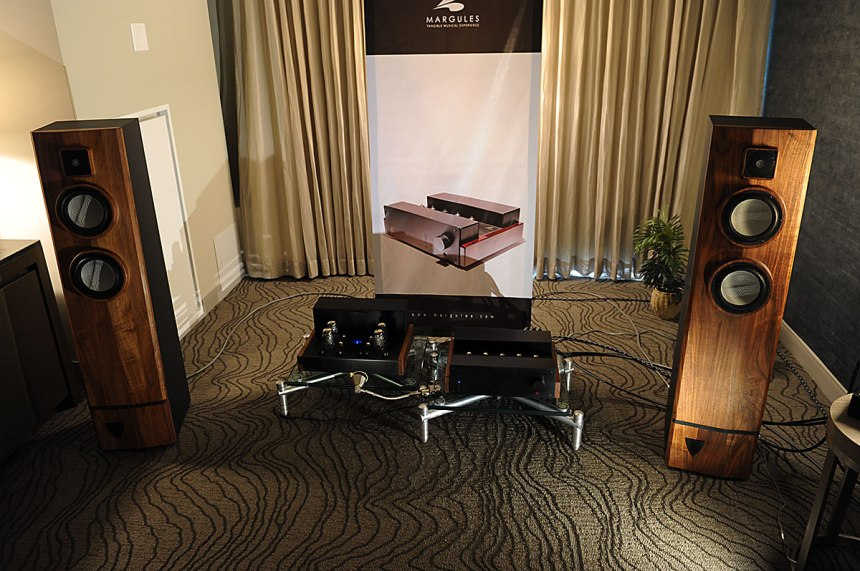RMAF 2016: Margules… One of the sweetest systems you've never heard