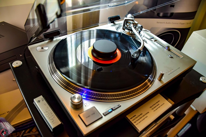 RMAF 2016: Iconic Revival with Technics SL-1200 G