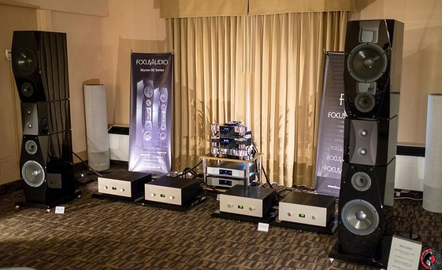 TAVES 2016: Focus Audio