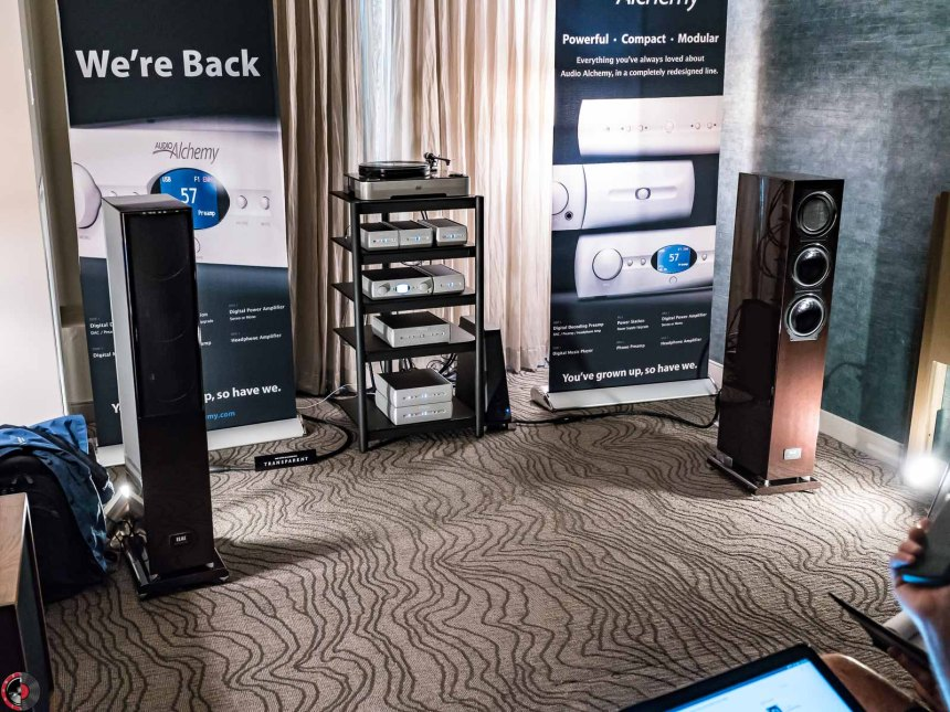 RMAF 2016: ELAC and Audio Alchemy Join Forces