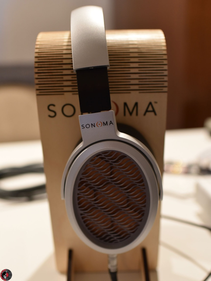 RMAF 2016: Sonoma's Model One Reference Headphone System
