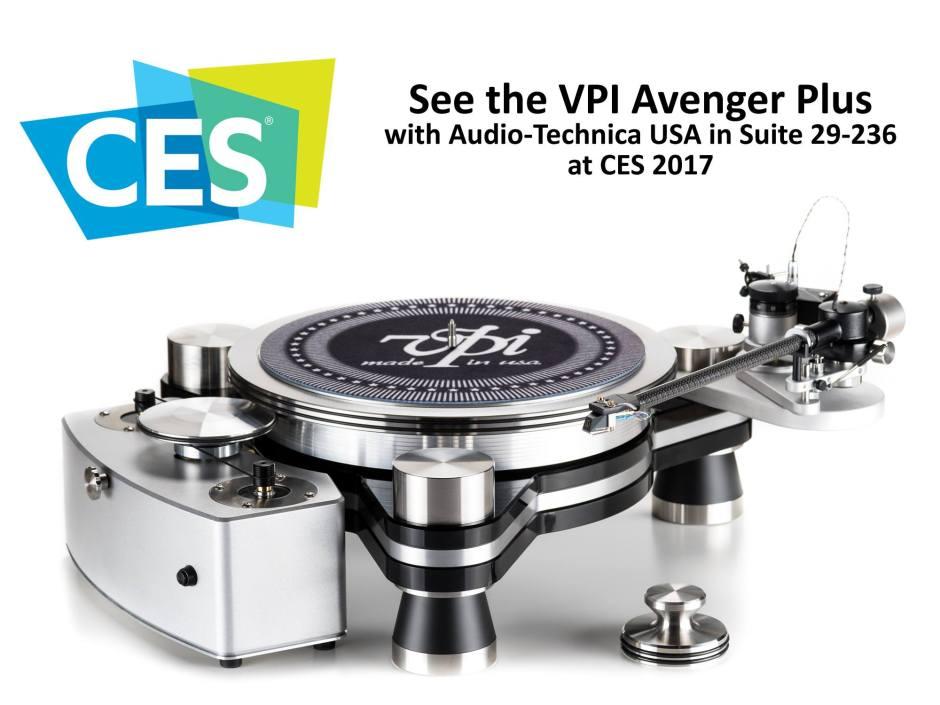 VPI Avenger Plus