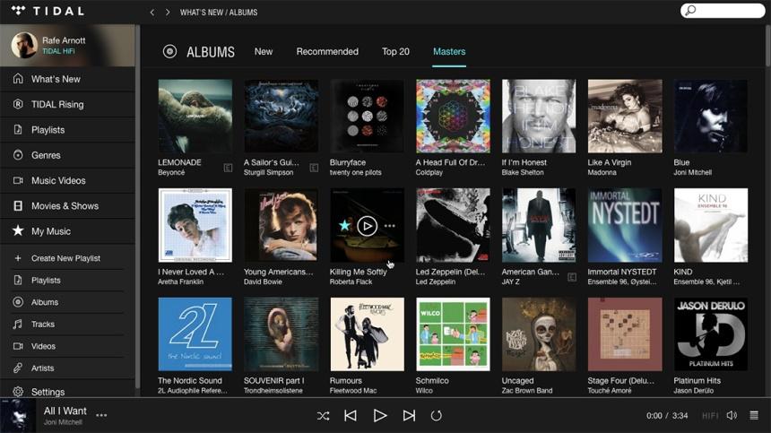 MQA and Tidal: Initial listening impressions