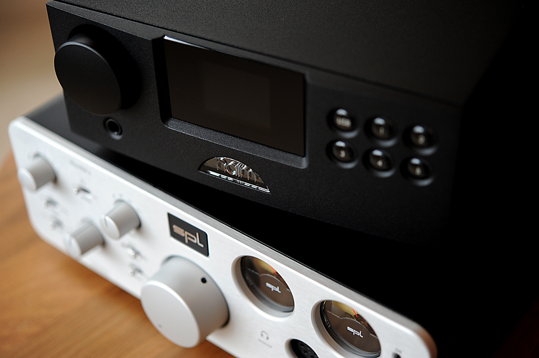 In the house: Naim, spL headphone amps –Audeze, Sennheiser, MrSpeakers headphones – reviews coming up