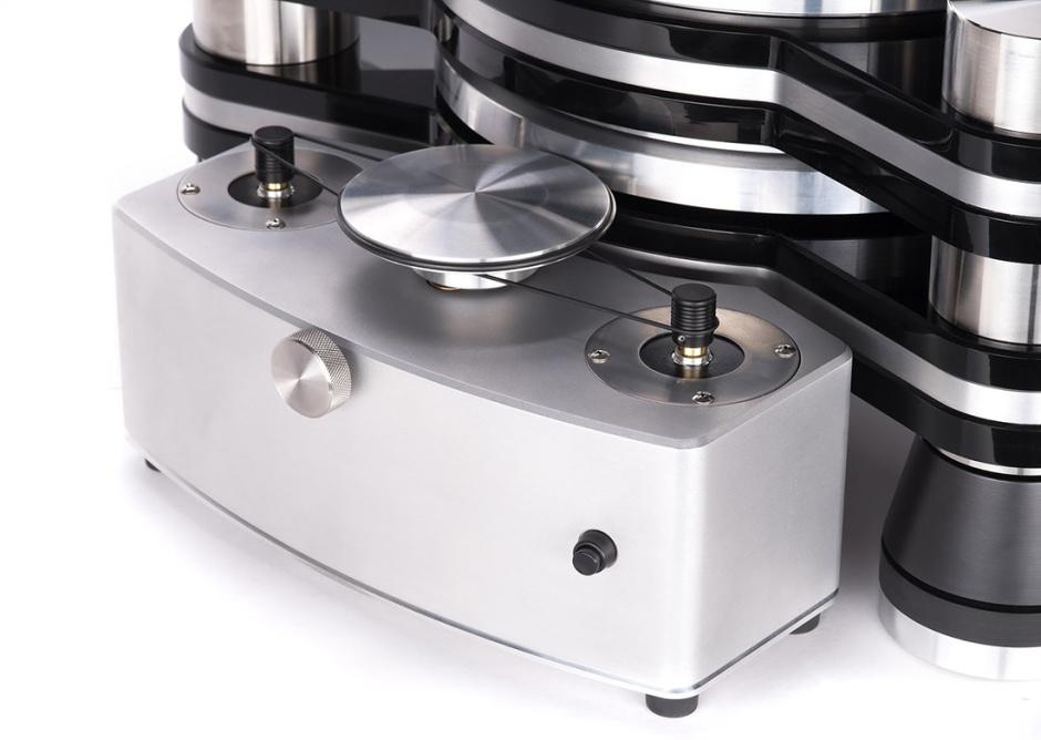 Part Time Audiophile New Vpi Titan Sets Eyes On