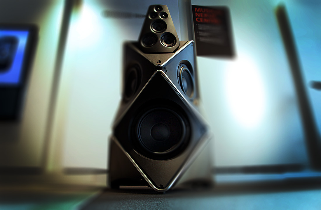 Bang & Olufsen BeoLab 90 listening impressions
