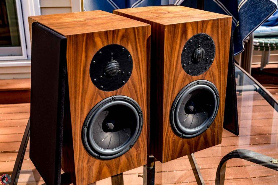 Review: Fritz Speakers Carrera 7 Be Loudspeakers