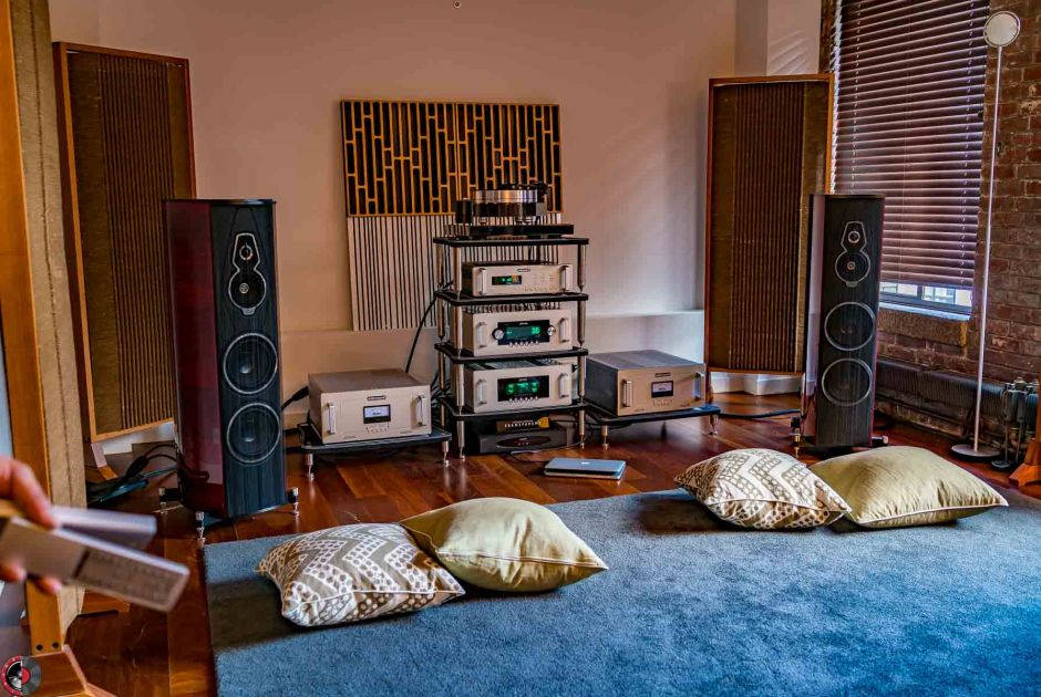 World of McIntosh: Listening to the Sonus Faber Amati Tradition