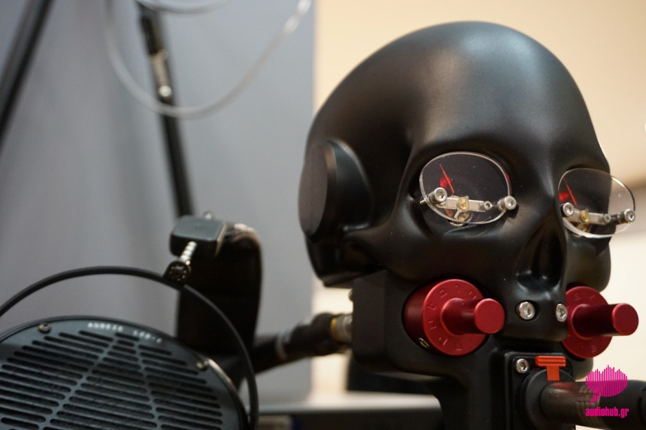 Dr's Orders: Study anatomy (hands on with the Metaxas Marquis Memento Mori headphone amp)
