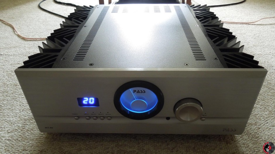 Hanging Out Down at the Pass:  Pass Labs INT-60 Integrated Amplifier review