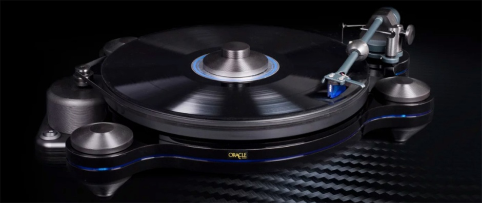 Oracle quietly rolls out Origine turntable