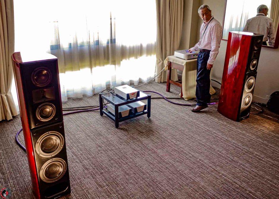 AXPONA 2017: Acoustic Zen, Wyred 4 Sound offer undistorted truth