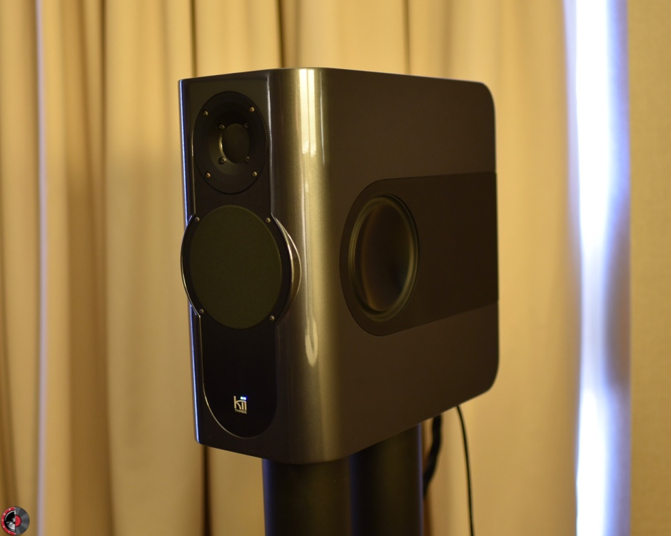 AXPONA 2017: Kii Audio Is Under Your Thumb