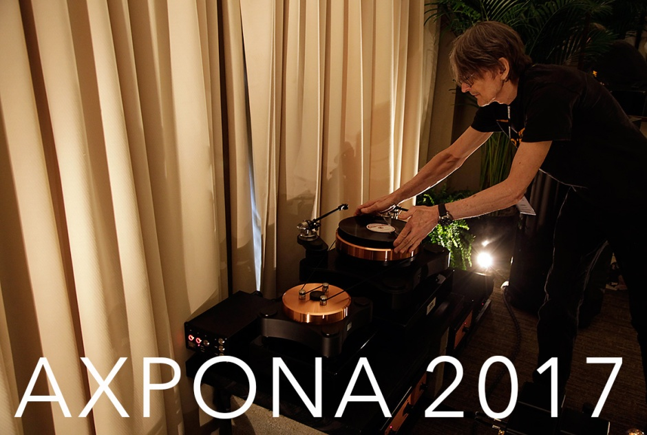 AXPONA 2017: High Water Sound is what it's all about… the music